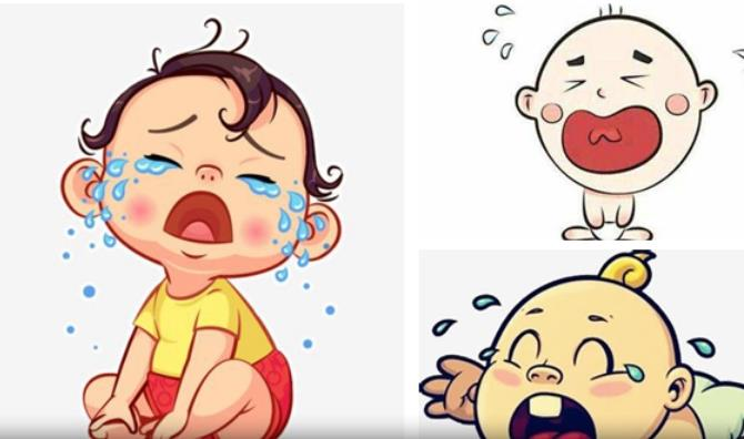 让他哭 也是一种培养