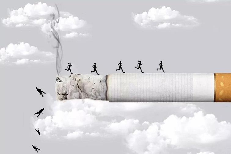 癌症已成为中国居民的首要死亡原因,25%左右的癌症死亡与吸烟有关