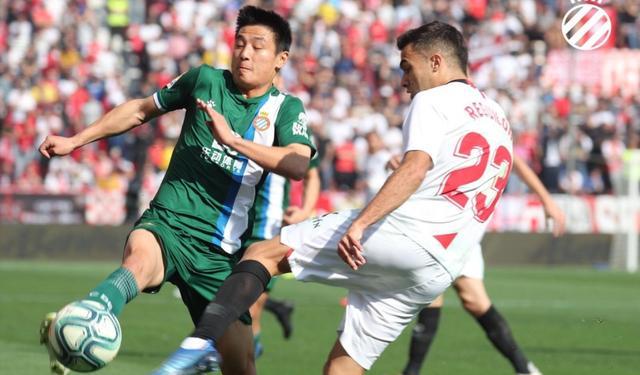 西班牙人战平劲旅 武磊获西甲客场历史首球