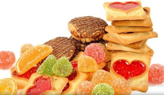 儿童零食如何选怎么吃更健康?不能添加反式脂肪酸