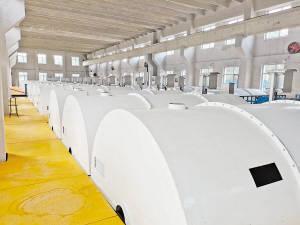 哈市最大污水处理厂年底完成改造 设计日处理5万吨污水