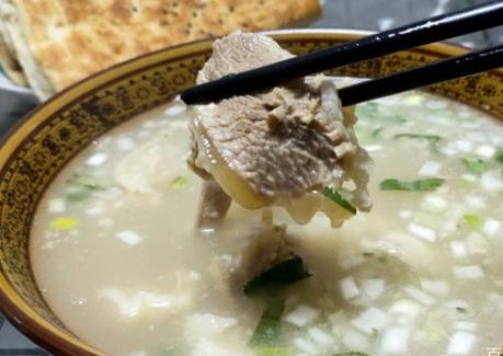 炖羊肉汤没有一点膻味 牢记这3步