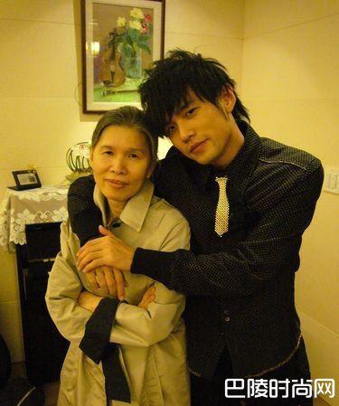 叶惠美是谁?叶惠美是周董的母亲