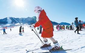 旅游预订抢手、冰雪装备销售火爆等 冰雪文化广受追捧